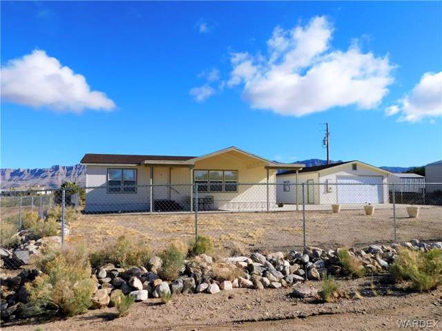 30340 N Sandy Point Drive, Meadview, AZ 86444 (MLS #963211) :: The Lander Team