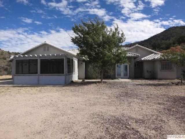 4725 E Linn Ranch Drive, Kingman, AZ 86401 (MLS #963220) :: The Lander Team