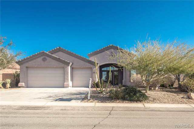 2754 Sidewheel Drive, Bullhead, AZ 86429 (MLS #963228) :: The Lander Team