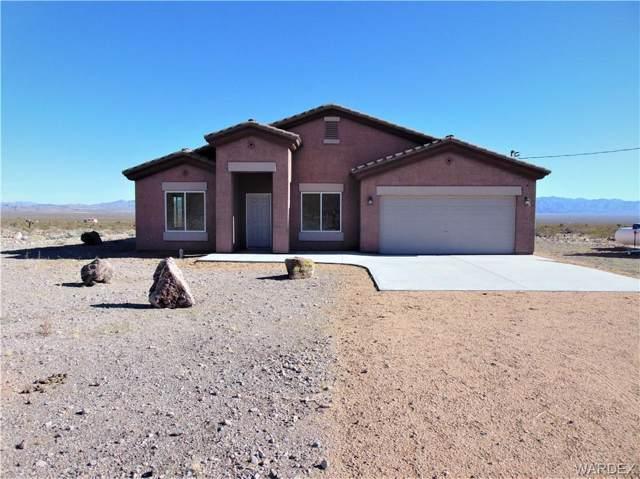 5480 S Peridot Road, Golden Valley, AZ 86413 (MLS #963237) :: The Lander Team