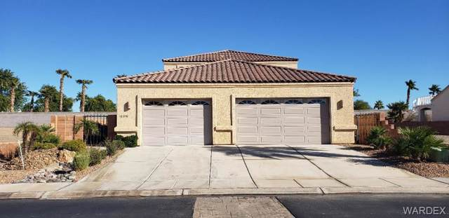 10706 S River Terrace Drive, Mohave Valley, AZ 86440 (MLS #963242) :: The Lander Team