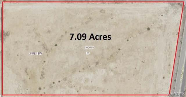 025 S Frontage Road, Yucca, AZ 86438 (MLS #963243) :: AZ Properties Team | RE/MAX Preferred Professionals