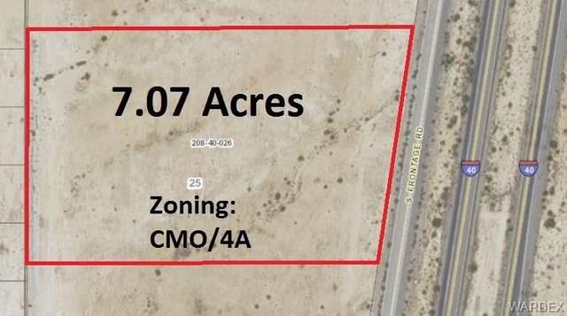 026 S Frontage Road, Yucca, AZ 86438 (MLS #963244) :: AZ Properties Team | RE/MAX Preferred Professionals