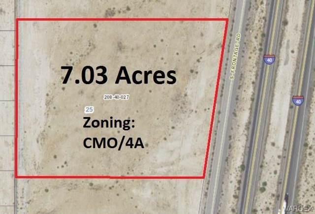 027 S Frontage Road, Yucca, AZ 86438 (MLS #963245) :: AZ Properties Team | RE/MAX Preferred Professionals