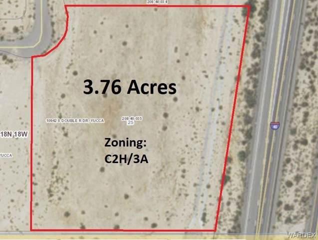 10942 S Double R Drive, Yucca, AZ 86438 (MLS #963249) :: The Lander Team