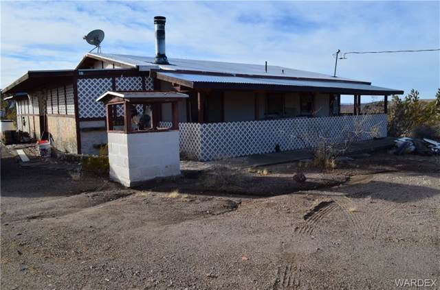 8544 W Marloma Drive, White Hills, AZ 86445 (MLS #963282) :: The Lander Team