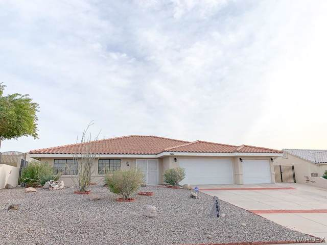 3464 Sundial Drive, Bullhead, AZ 86429 (MLS #963309) :: The Lander Team