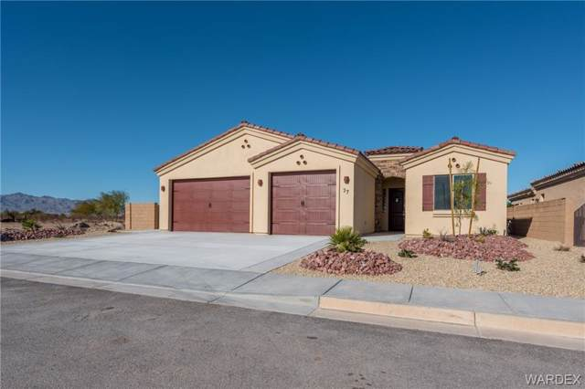 37 Torrey Pines Drive, Mohave Valley, AZ 86440 (MLS #963329) :: The Lander Team