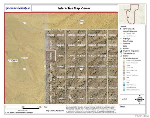 1566 S Ganado Road, Golden Valley, AZ 86413 (MLS #963359) :: The Lander Team