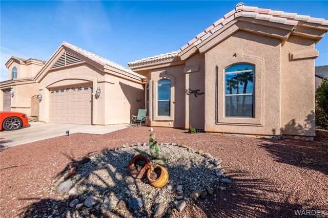 6104 S Bella Vista Drive, Fort Mohave, AZ 86426 (MLS #963444) :: The Lander Team