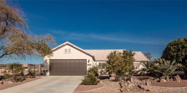 2097 E Via Del Aqua Drive, Fort Mohave, AZ 86426 (MLS #963600) :: The Lander Team