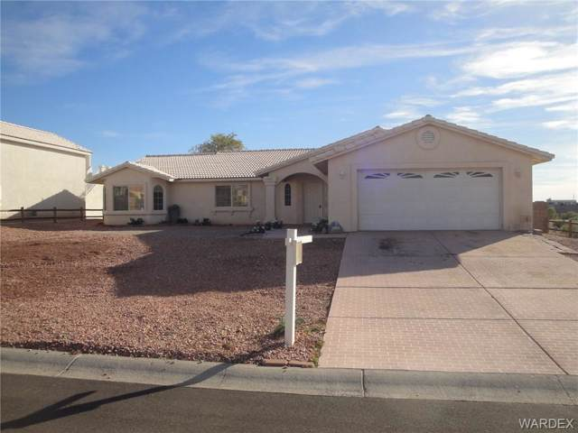 2484 Park Ridge Avenue, Bullhead, AZ 86429 (MLS #963653) :: The Lander Team