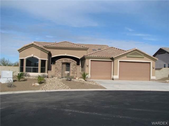 2747 Glenn Rock Drive, Bullhead, AZ 86429 (MLS #963673) :: The Lander Team