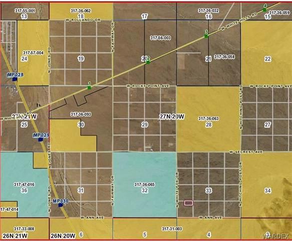 19085 N Pony Road, White Hills, AZ 86445 (MLS #963891) :: The Lander Team