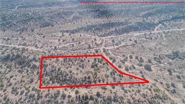 TBD Zapata Trail, Kingman, AZ 86401 (MLS #963896) :: The Lander Team