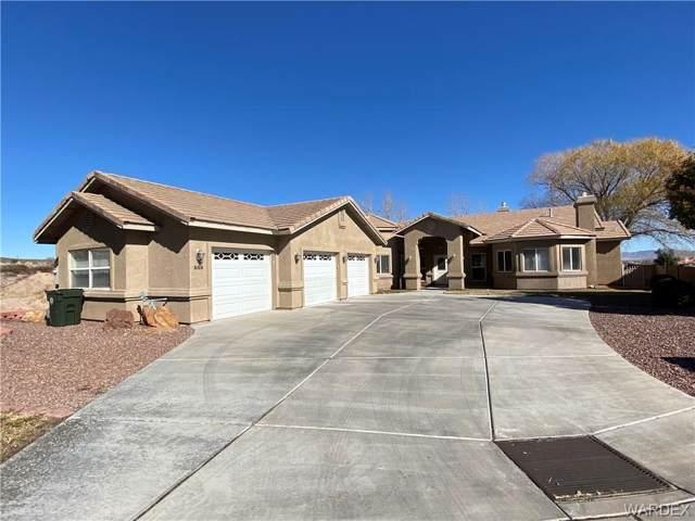 658 Country Club Drive, Kingman, AZ 86401 (MLS #963899) :: The Lander Team