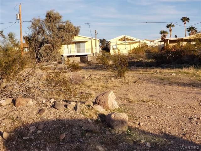 12782 S Agua Caliente Drive, Topock/Golden Shores, AZ 86436 (MLS #963909) :: The Lander Team