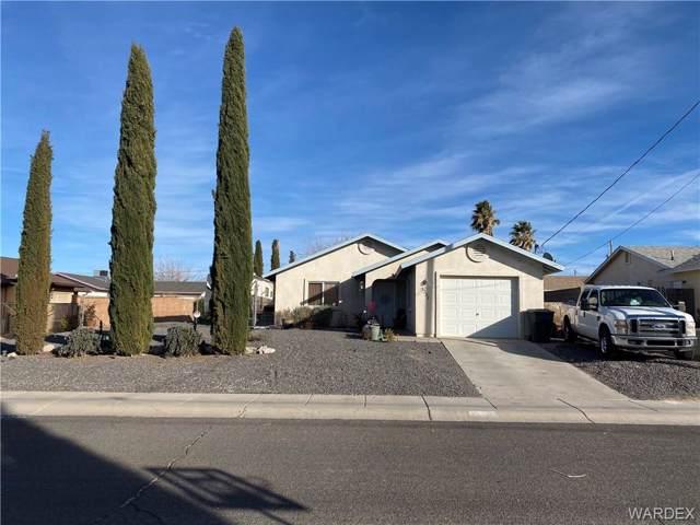 3232 N Apache Street, Kingman, AZ 86401 (MLS #963918) :: The Lander Team