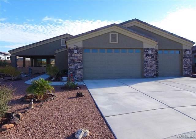 2664 Woods Canyon Road, Bullhead, AZ 86442 (MLS #963922) :: The Lander Team