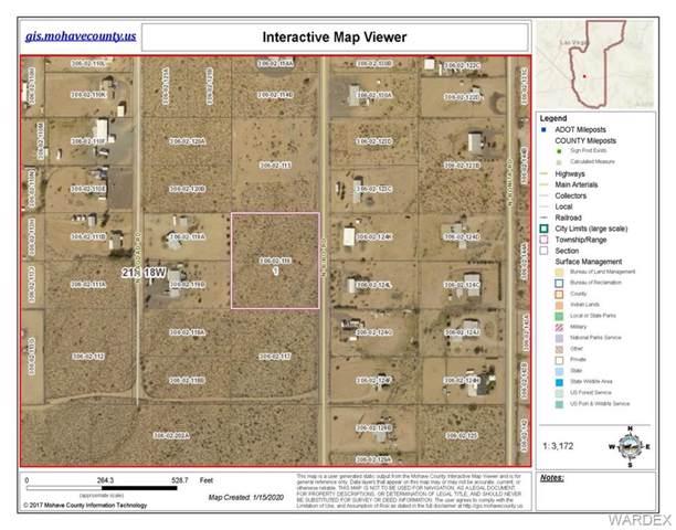 0000 Bibo Rd, Golden Valley, AZ 86413 (MLS #963938) :: The Lander Team