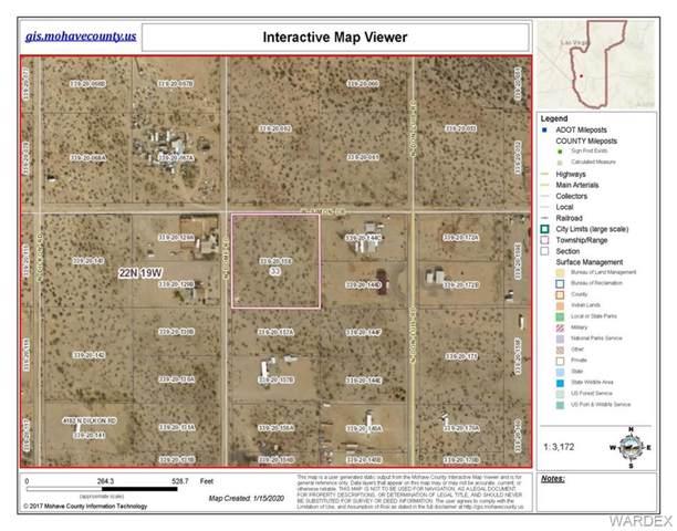 0000 Dome Road, Golden Valley, AZ 86413 (MLS #963953) :: The Lander Team