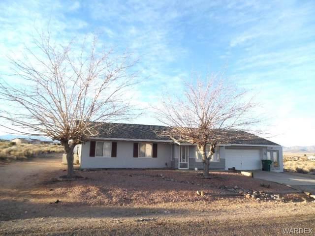 9315 N Broken Saddle Drive, Kingman, AZ 86401 (MLS #963964) :: The Lander Team