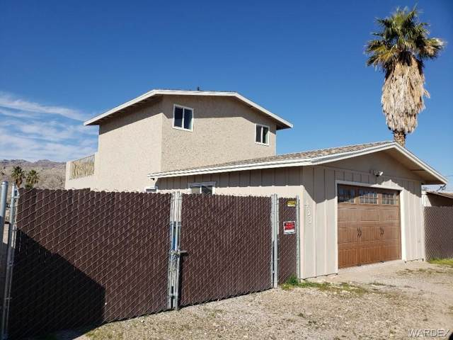 433 Riverfront Drive, Bullhead, AZ 86442 (MLS #963966) :: The Lander Team