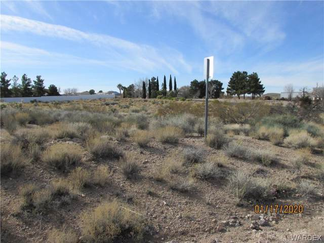 3516 Beaver Road, Kingman, AZ 86401 (MLS #963967) :: The Lander Team