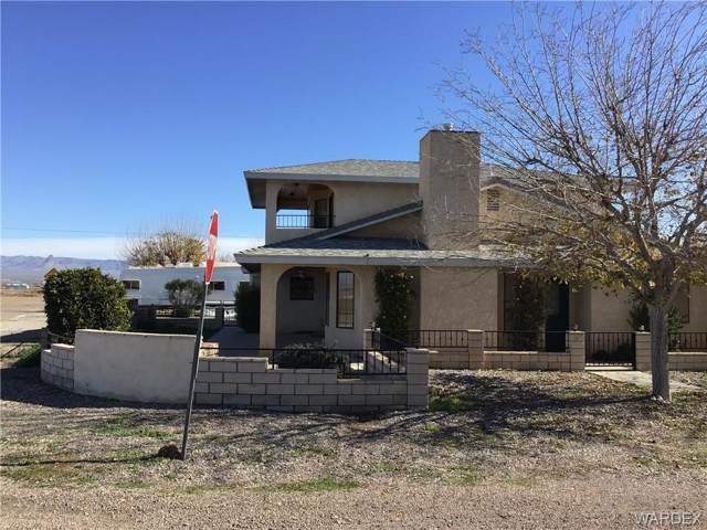 7784 S Mockingbird Drive, Mohave Valley, AZ 86440 (MLS #963971) :: The Lander Team