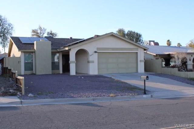 1377 Trane Road, Bullhead, AZ 86442 (MLS #963977) :: The Lander Team