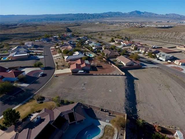 2883 Cresthill Drive, Bullhead, AZ 86442 (MLS #963978) :: The Lander Team