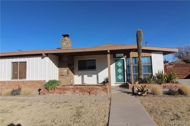 2509 Ricca Drive, Kingman, AZ 86401 (MLS #963989) :: The Lander Team