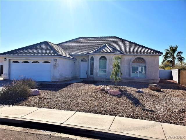 2922 Los Pueblos Drive, Bullhead, AZ 86429 (MLS #963990) :: The Lander Team