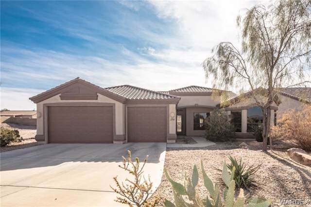 2750 Glenn Rock Drive, Bullhead, AZ 86429 (MLS #964045) :: The Lander Team