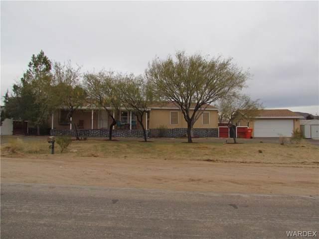 3500 N Aztec Road, Golden Valley, AZ 86413 (MLS #964049) :: The Lander Team