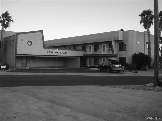454 #204 Riverfront, Bullhead, AZ 86442 (MLS #964123) :: The Lander Team