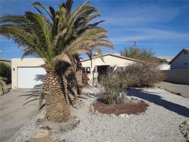 2345 Porpoise Drive, Lake Havasu, AZ 86404 (MLS #964179) :: The Lander Team