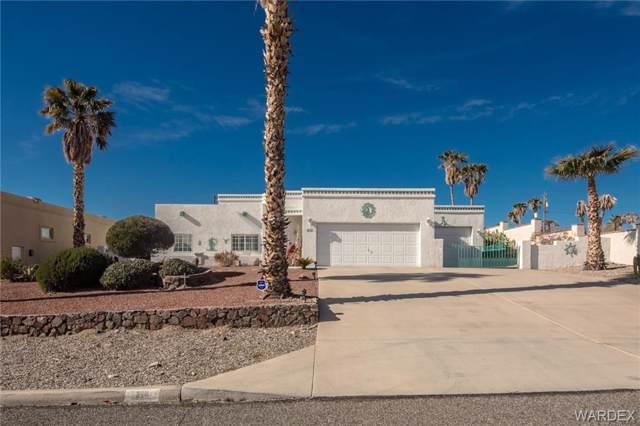 2711 Carjbbean Drive, Lake Havasu, AZ 86406 (MLS #964277) :: The Lander Team