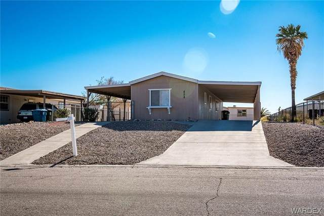 858 Citrus Street, Bullhead, AZ 86442 (MLS #964308) :: The Lander Team