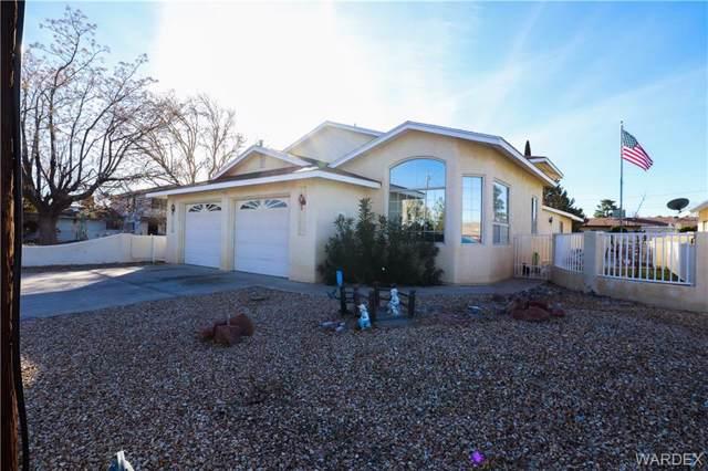 1950 Robinson Avenue, Kingman, AZ 86401 (MLS #964323) :: The Lander Team