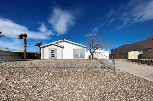 663 Terrace Drive, Bullhead, AZ 86442 (MLS #964333) :: The Lander Team