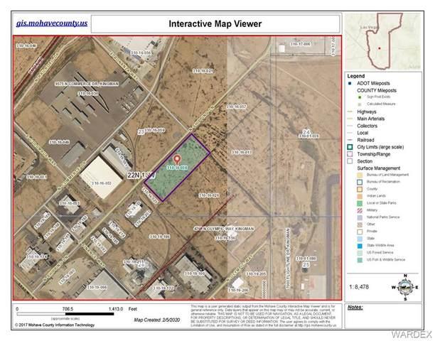 9780 Shipping Lane, Kingman, AZ 86401 (MLS #964486) :: The Lander Team