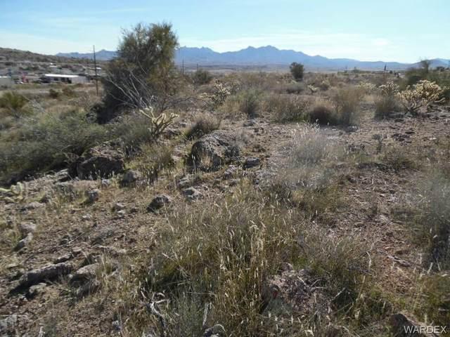 0000 Utliity Lane, Kingman, AZ 86401 (MLS #964493) :: The Lander Team