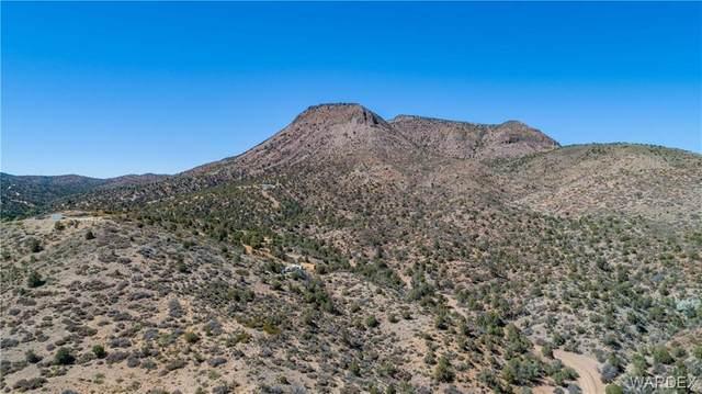 0000 S Pony Mesa Drive, Kingman, AZ 86401 (MLS #964502) :: The Lander Team