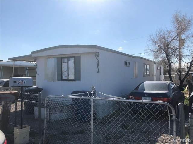 572 Silver Lane, Bullhead, AZ 86442 (MLS #964596) :: The Lander Team