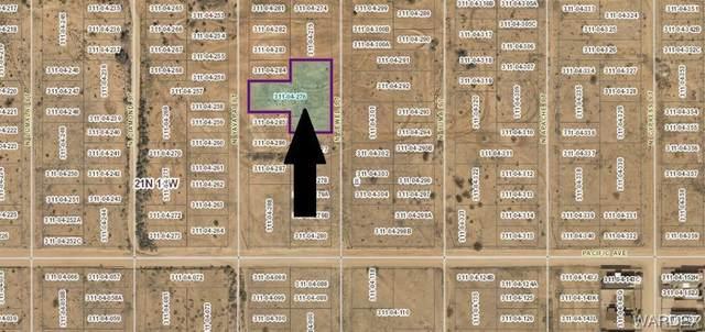 0000 N. Yavapai St, Kingman, AZ 86401 (MLS #964642) :: AZ Properties Team | RE/MAX Preferred Professionals