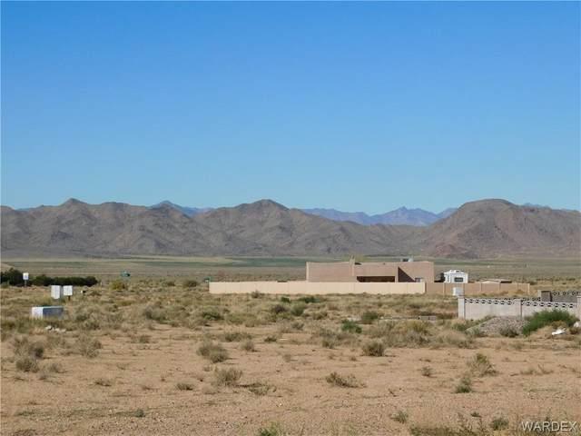 9529 N Concho Drive, Kingman, AZ 86401 (MLS #964733) :: The Lander Team