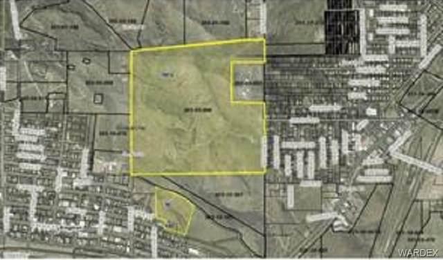 UNK Western Avenue, Kingman, AZ 86401 (MLS #964736) :: The Lander Team