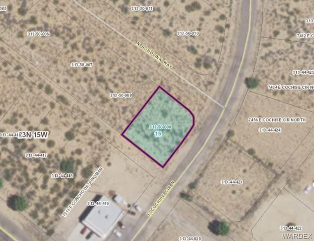 0 Cochise Cir, Kingman, AZ 86401 (MLS #964816) :: The Lander Team