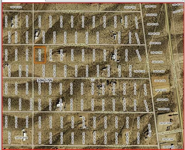 1860 W Promontory Drive, Meadview, AZ 86444 (MLS #964904) :: The Lander Team
